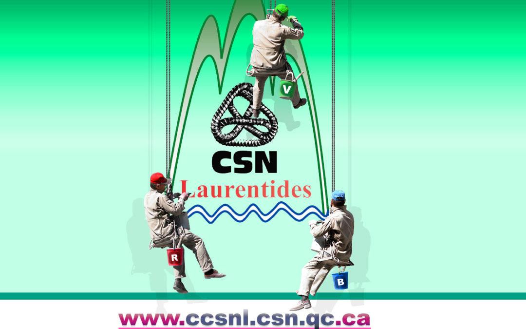 Bienvenue sur le nouveau site du CCSNL