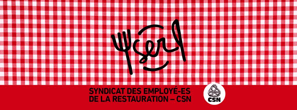 Communiqué de presse – SER: Offensive dans les restaurants des Laurentides